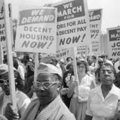 Civil Rights for African Americans timeline