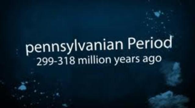 Pennsylvanian Period