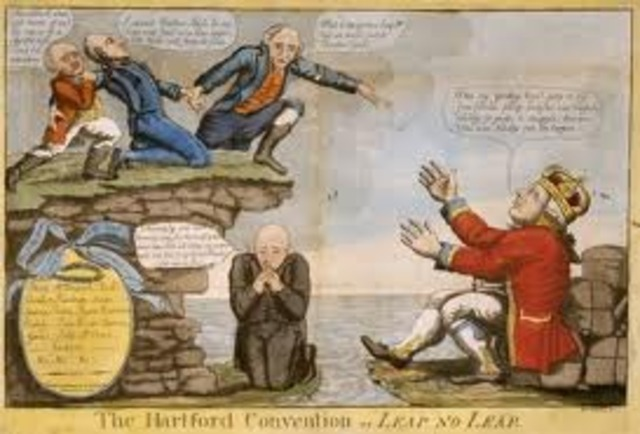 The Hartford Convention Meet During War of 1812