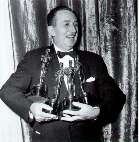 Disney's First Academy Award
