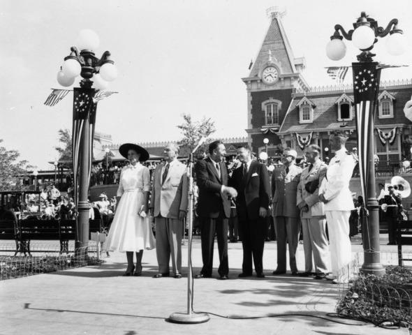 The Disneyland Grand Opening!