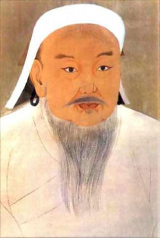 Temujin unseperated the Khan rulings