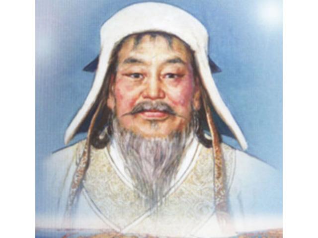 Temujin: Genghis Khan