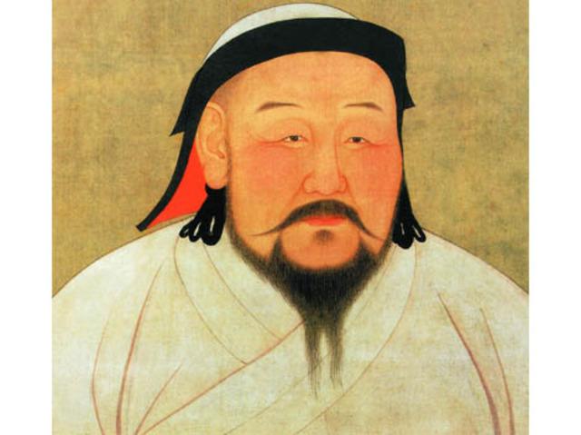 Kublai Khan Becomes Emperor