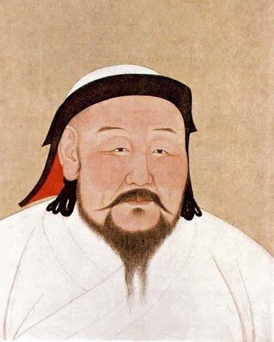 Kublai Khan became the Great Khan