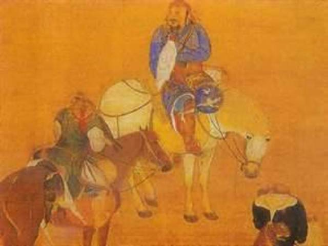 The New Yuan Dynasty was created