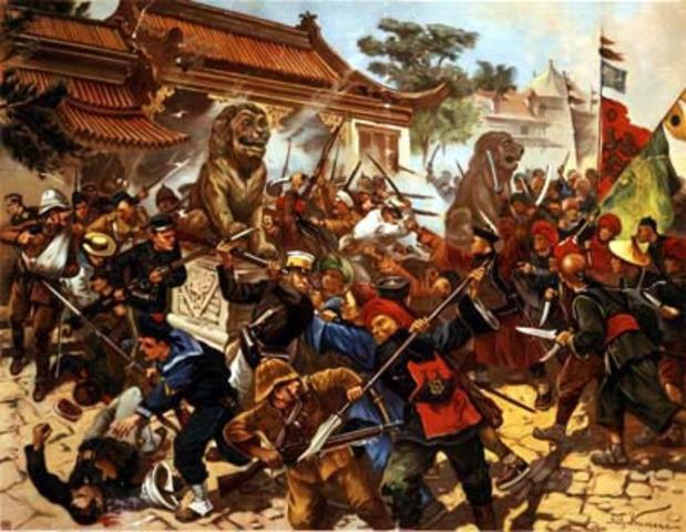 Chinese Rebellions