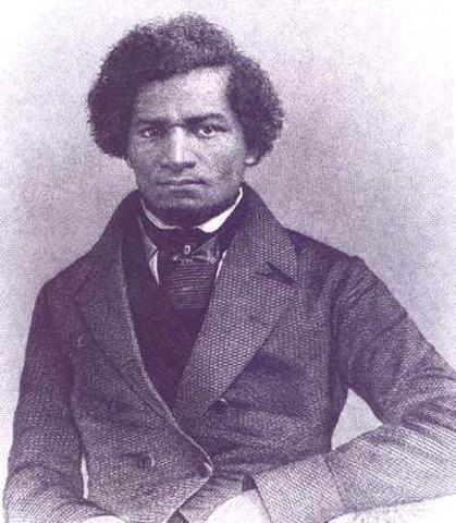 Frederick Douglass is Born