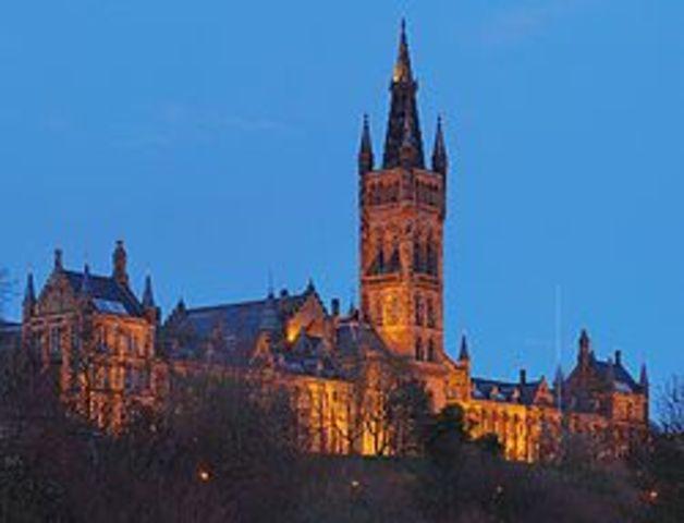 Adam Smith attends University of Glasgow