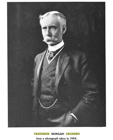 Frederick Crunden