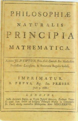 Principia is Published