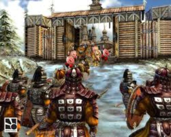 Golden Horde Took Russia