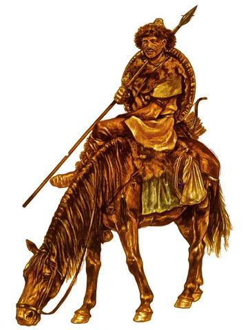 Genghis Khan's Rampage