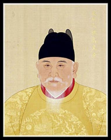 Hongwu's End