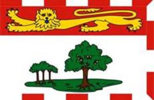 L'Ile Du Prince Edouard Join La Confederation