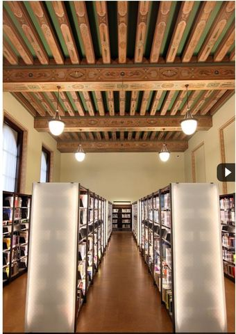 Central Library Re-Opens