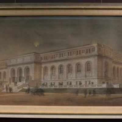 Roots of Education and Service: The History and Founding of the Central Branch of the St. Louis Public Library  timeline