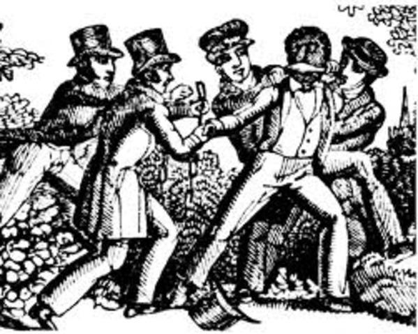 Fugitive Slave Law Enacted