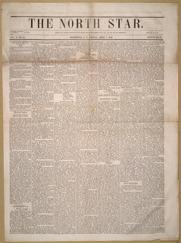 Starts a Newspaper