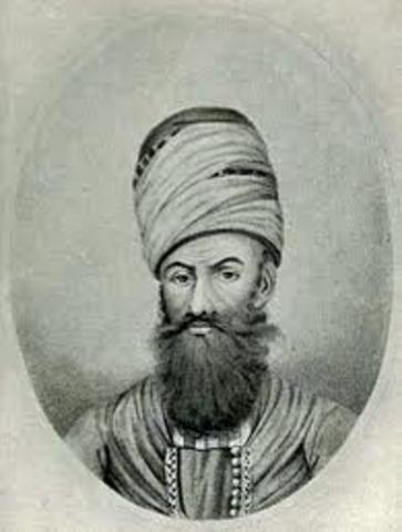 Persian Civil Wars