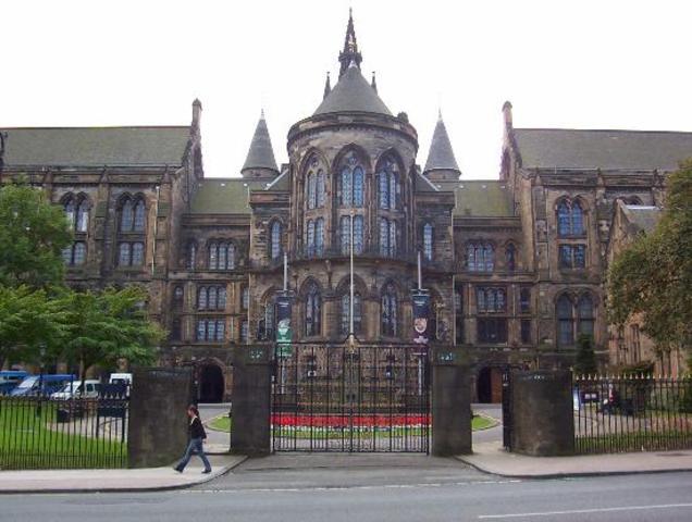 Smith becomes Quaestor at Glasgow