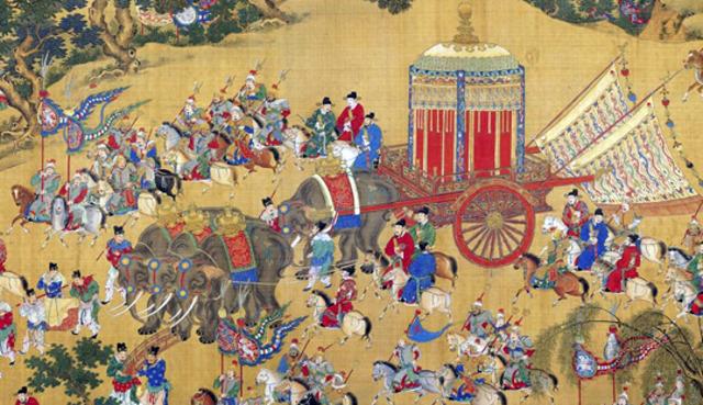 Ming Dynasty's Self Quarantine