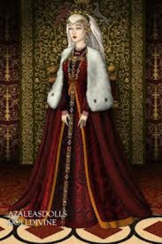 Ivan's first wife, Anastasia Romanov dies.