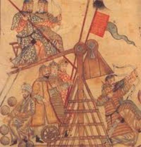 Mongol Warring Time