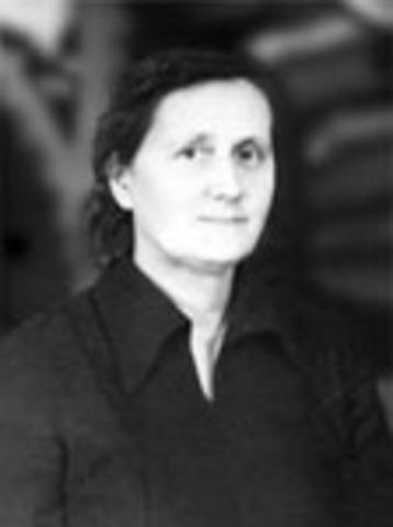 Евгения Михайловна Вегнер