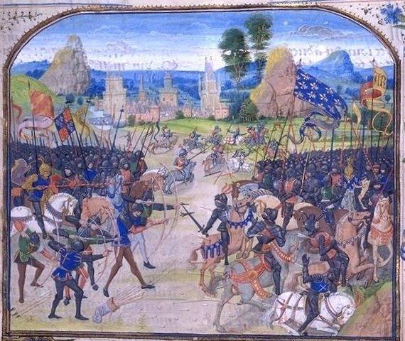 Beginning of Habsburg-Vaolis wars