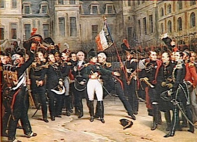 Derrocamiento de Napoleon