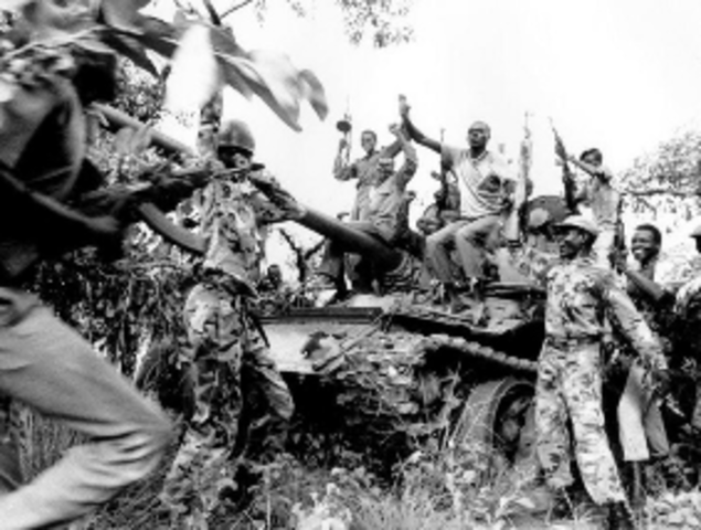 2nd Civil War + SPLA
