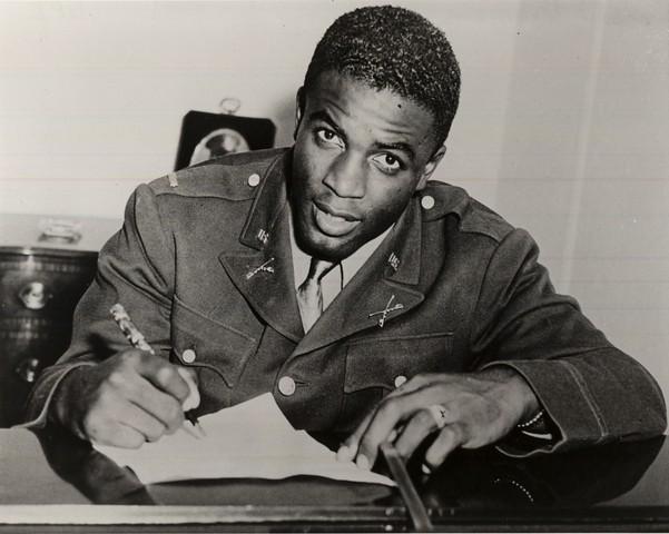 First African Amercian