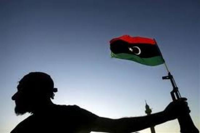 Libyan Rebels Gain Power