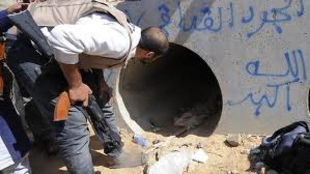 Libyan Rebels Enter Tripoli