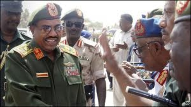 Bashir was re-elected for a five-year term as President