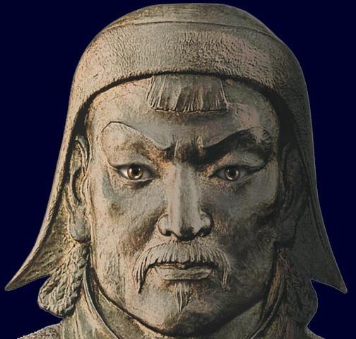The Rise of Temujin