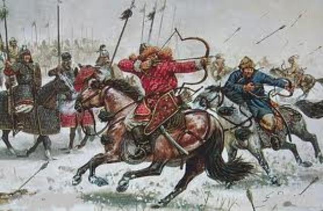Mongol Strategy