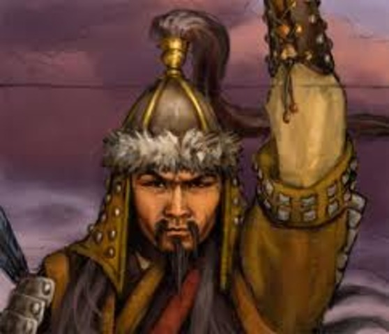 The Death of Genghis