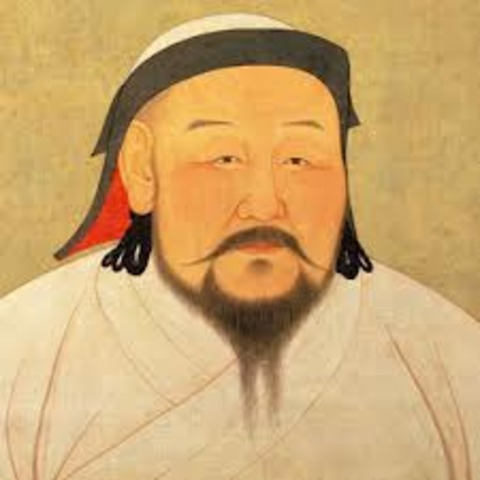 Kublai Khan, the Great Khan of the Khanate of the Great Khan