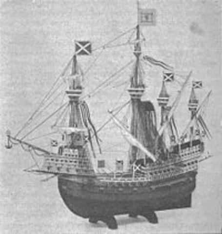 England Navy Built!