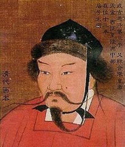 Kublai Khan Comes to Power