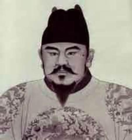 Death of Hongwu