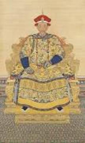 Kangxi ruled Qing