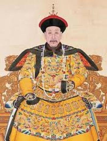 Qianlong Ruled Qing