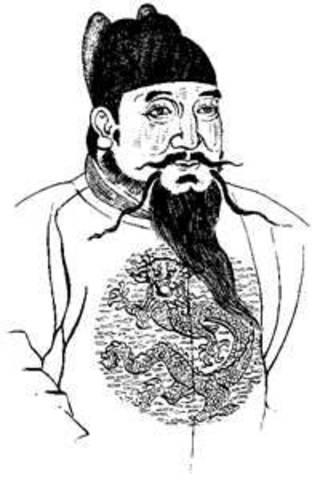 Yonglo took rule
