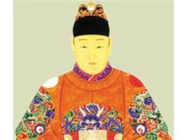The creation of the Qing dynasty