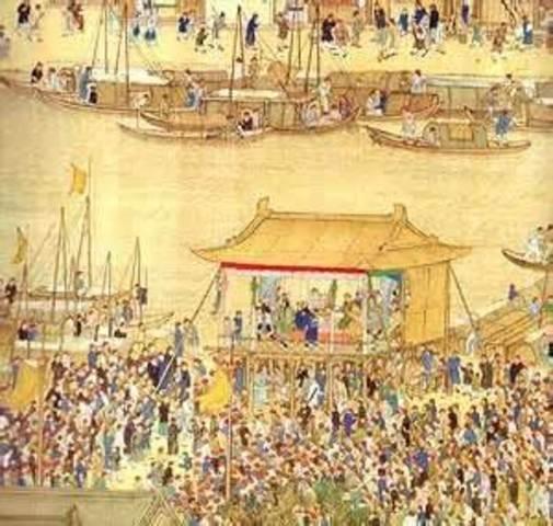 Manchu sweeps Beijing