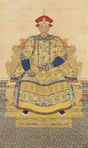 Kangxi ruled China