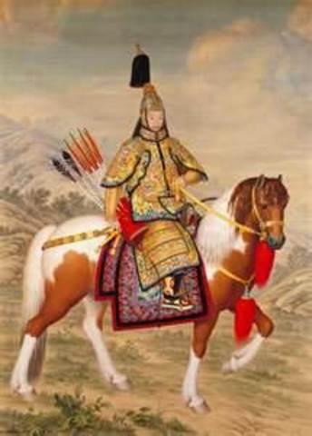 Qialong ruled